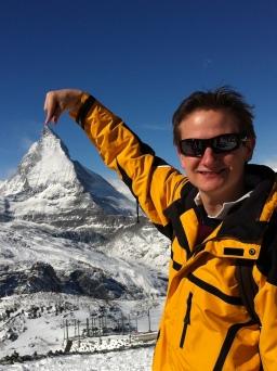 Zermatt – home of the Swiss Alpine 4000m+ mountains