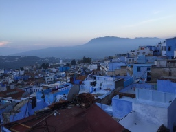 Chefchaouen – The blue mountain village in Northern Morocco