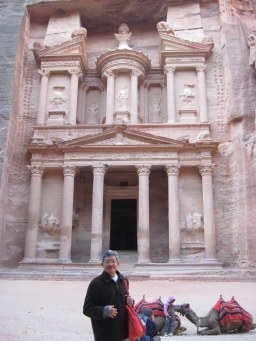Petra – the reason I've always wanted to visit Jordan