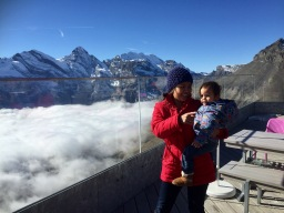 Schilthorn – the James Bond mountain