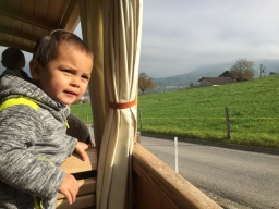 How my 1.5 year old son has been to 15 countries across 4 continents