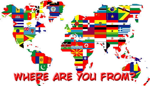 Image result for where are you from