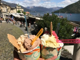 Our Easter trip exploring different towns on Lago Maggiore
