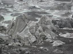 Ventisquero Negro – Argentina's Black Glacier