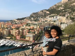 A long weekend exploring the French Riviera