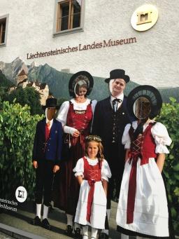 A short trip to Vaduz, Liechtenstein