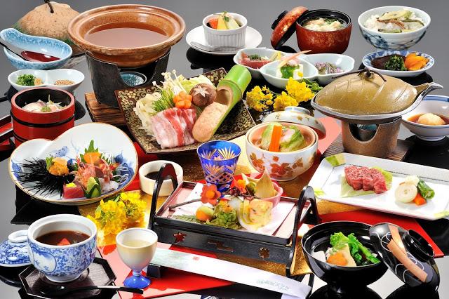 Image result for kaiseki