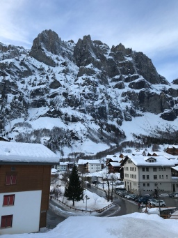 Leukerbad – the largest thermal spa resort in the Alps